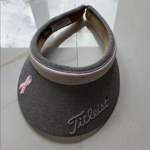 Titleist women's golf hat